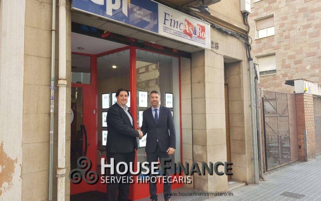 House Finance colabora con FincAs&Ro de Granollers