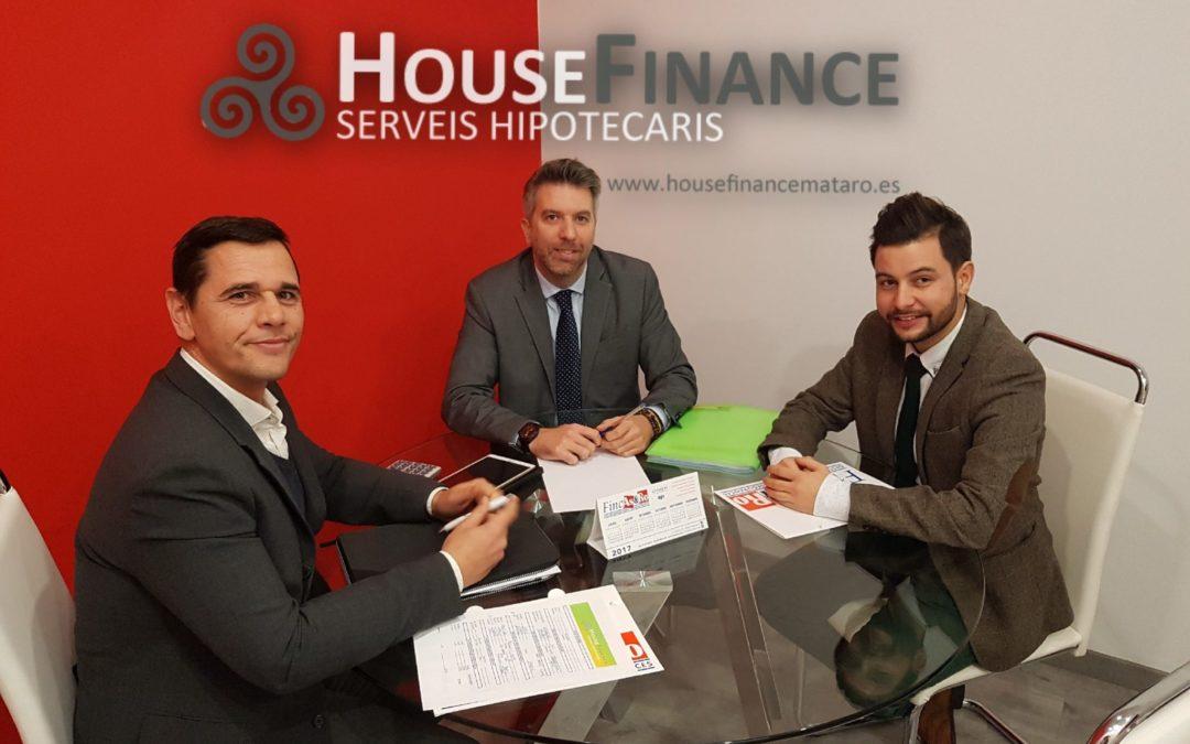 Formación hipotecaria en FincAs&Ro de Granollers.