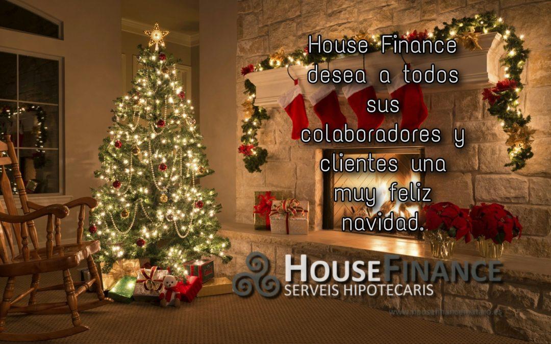 House Finance os desea una muy feliz navidad.