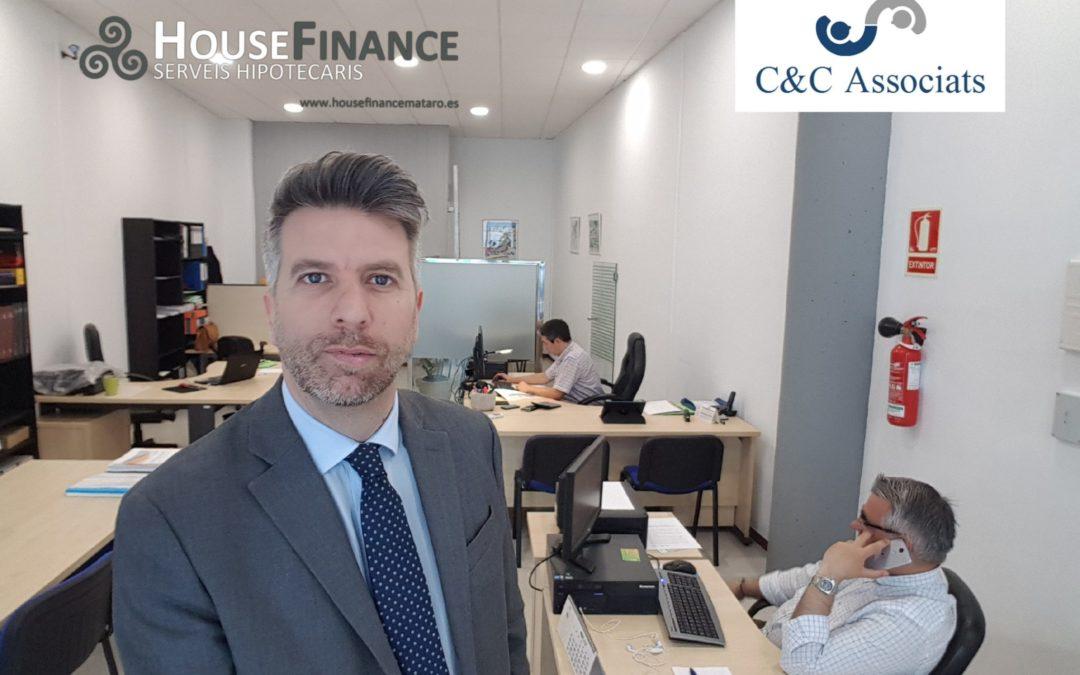 Nueva ubicación nuestra oficina House Finance – Serveis hipotecaris.