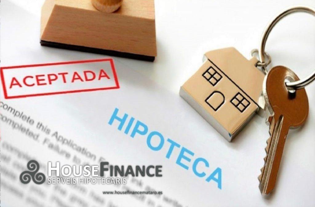 Hipoteca 100% en Barcelona, Mataró y Granollers.