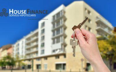El pasado 2018 en Catalunya se cerraron un 4% más en la compraventa de vivienda.